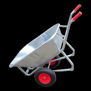 Großmuldenschubkarre Farmer 2, 200 Liter, 2 Räder
